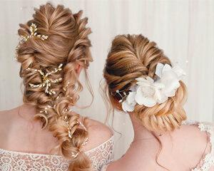 Zostań stylistą fryzur ślubnych